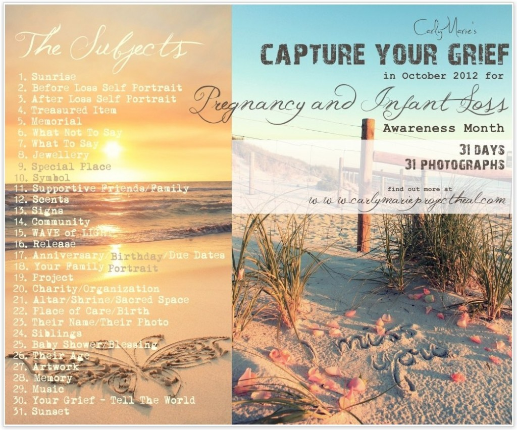 Capture Your Grief Through Photography